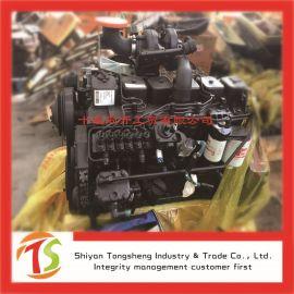 东风康明斯发动机总成 小松挖掘250马力柴油发动机