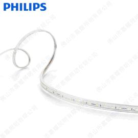 飛利浦虹韻LED防水燈帶高壓220V進電