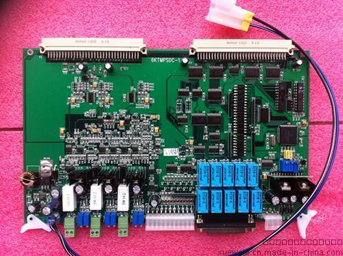 弘讯6000注塑机电脑6KTMPSDC-1比例板,背压板,温控板,压力流量板