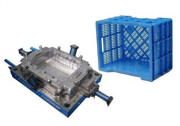 專業廠家塑料筐模具