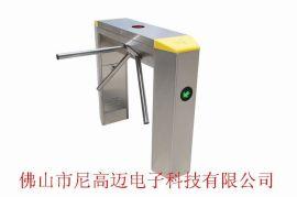 供应NGM炫彩桥式三辊闸,广东半自动三棍匝批发,不锈钢通道闸机 举报