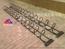 自行车停放架 自行车停车架 自行车锁车架