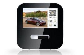 19寸桌面式微信照片打印广告机