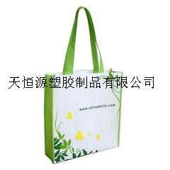 THY-2201pvc透明手提袋
