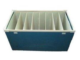 佛山塑料周转箱,加厚物流箱食品箱,零件收纳中转箱塑料筐带盖
