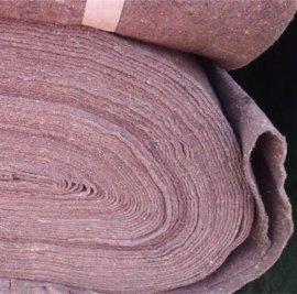 山东厂家供应园林果树防草保湿  无纺布产量大供货及时