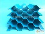 优质供应PVC蜂窝填料 玻璃钢斜管 不锈钢斜管填料