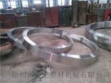 建奎铸钢实心矩形2000烘干机轮带厂家