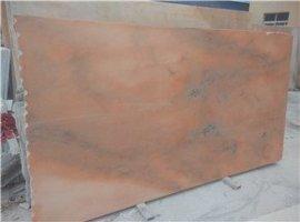 批发天然石板材红色抛光板