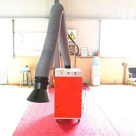 十强品牌、移动式焊烟除尘设备、焊烟净化器、智能机型