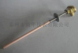 双铂铑热电偶, WRR-B型热电偶WRR-132商华厂家定制