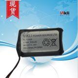 直銷聚合物鋰電池300mah 701828電池3.7V