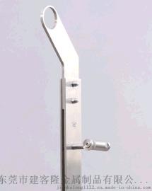 304不锈钢立柱护栏
