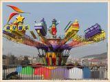 童星弹跳机 惊险刺激 广场新型游乐设备