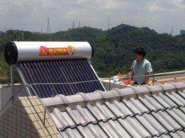 闵行区纪王镇龙典太阳能热水器维修安装移机拆卸保养清洗