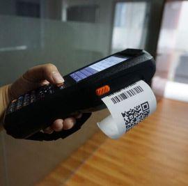 安卓手持智能终端PDA/扫描打印一体RFID读卡数据采集器