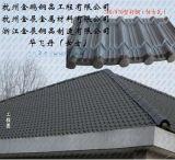 仿古彩钢琉璃瓦828型,825型800型1000型0.426厚