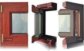 定制铝木门窗实木门窗