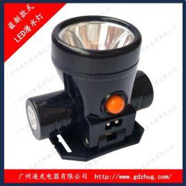广东头灯工厂 批发5W锂电潜水头灯 LED可以充电