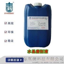 BW-610水基磨削液润滑防锈冷却液