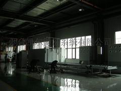 ;砂芯粘胶固化炉-快速固化炉