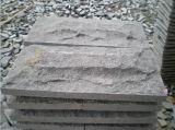 花岗岩蘑菇石文化石蘑菇石外墙干挂石材价格