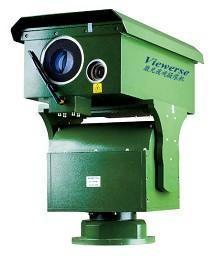 监狱激光透雾摄像机 海岛边防远距离激光夜视摄像头