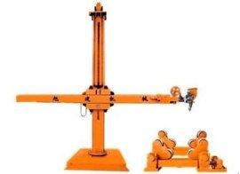 焊接操作机}焊接十字架|移动式埋弧自动焊操作机