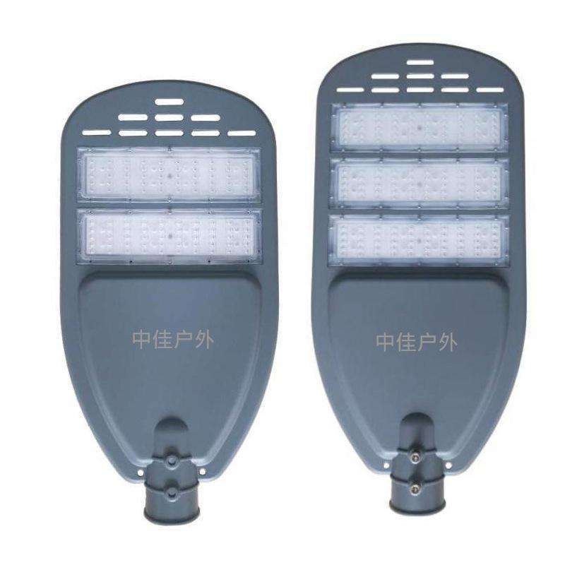 新款led路燈外殼貼片壓鑄摸組路燈頭100W150W200Wled路燈外殼套件