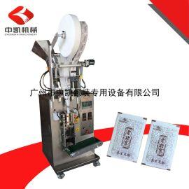 厂家供应足贴包装机 老北京足贴 药贴双膜立式包装机 药粉包装机