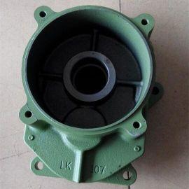 **进口 建鑫马达 齿箱上板 LK-0.4A 电机配件