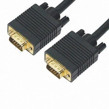 VGA线 HD15M/M 公对公 VGA CABLE 1.5米