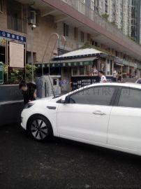 城市绿站自助机洗车成功案例之布吉(图)