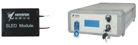 浩源 SLED宽带光源光纤传感测试用