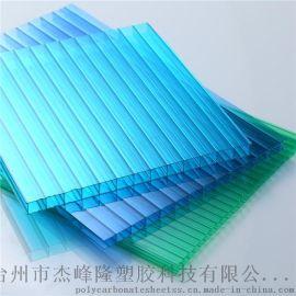 【德国进口】PC聚碳酸酯阳光板中空透明采光板厂家