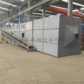 河南建矿大型模块式组装粮食烘干机