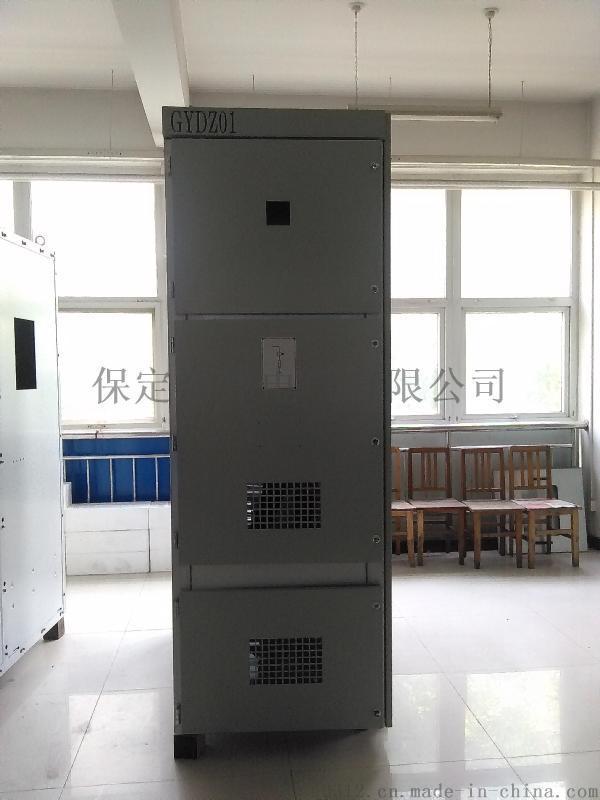 衆邦GNR10.5kV發電機中性點接地電阻櫃