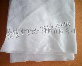涤纶短纤土工布和聚酯长丝土工布差别