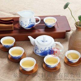 定做茶具图片,陶瓷茶具定做厂家