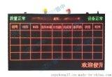 车间生产管理看板产量计数进度管理LED显示屏电子看板定制