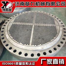 山东数控平面钻床厂家管板散热器三维数控钻铣床