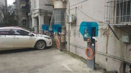 广东云鸟小区充电桩 手机APP新能源汽车充电桩方案