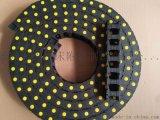 碼坯機用尼龍拖鏈 運行壽命長 耐磨 碼坯機塑料拖鏈