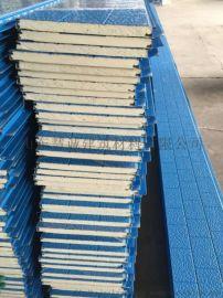 EPS聚苯泡沫夹芯复合板 泡沫夹芯彩钢板 挤塑板
