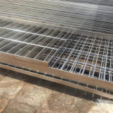 镀锌钢格栅板生产厂家 安徽钢栅 重型钢格板树池盖