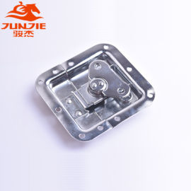 航空箱五金配件,方形箱包扣,J909  蝴蝶锁