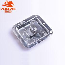 航空箱五金配件,方形箱包扣,J909**蝴蝶锁