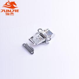 不锈钢配件锁扣,**蝴蝶锁工具箱包扣J808