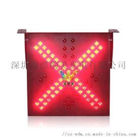 4R3G红叉绿箭 收费站像素管雨棚灯