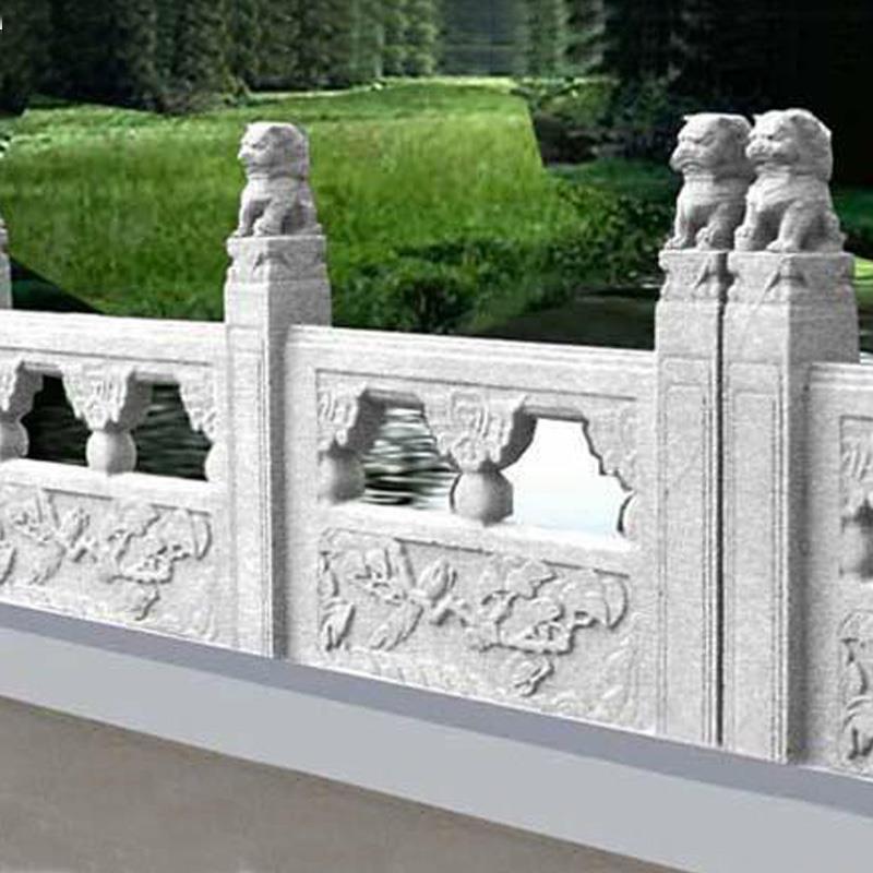 石栏杆安装方案及施工流程详解